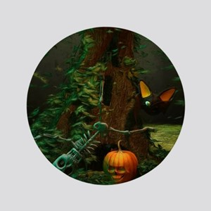 Halloween Night Button