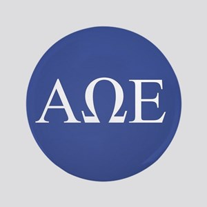 Alpha Omega Epsilon Letters Button