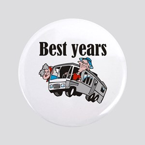 "Best Years 3.5"" Button"