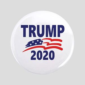"""Trump 2020 3.5"""" Button"""
