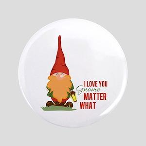 """I Love You Gnome 3.5"""" Button"""