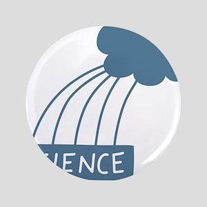 """ScienceIsAwesome_dark 3.5"""" Button"""