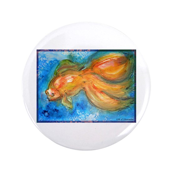 Goldfish, fun art!