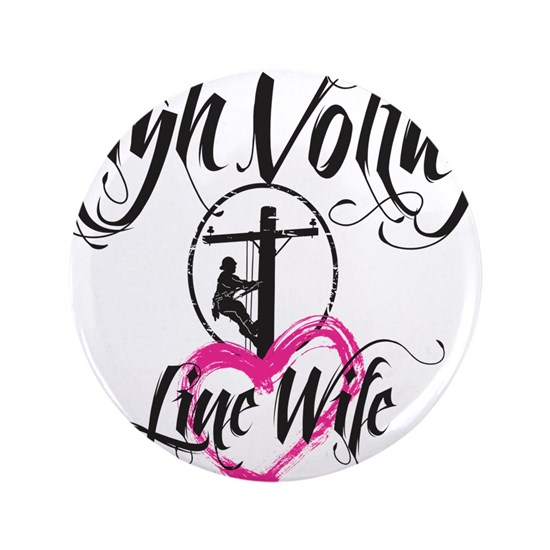 high voltage line wife white shirt