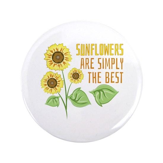 Sunflowers Are Best