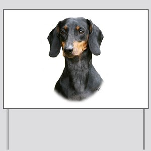 Dachshund 9Y426D-158_2 Yard Sign