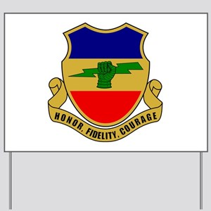73rd Cavalry Regiment Yard Sign