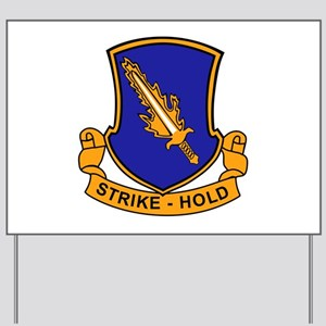 504th Parachute Infantry Regiment Yard Sign