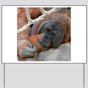 OrangUtan20151007 Yard Sign