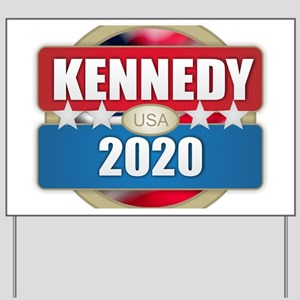 Kennedy 2020 Yard Sign