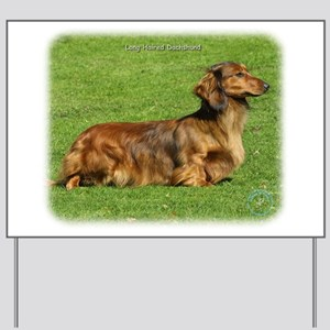 Dachshund 8R020D-05 Yard Sign
