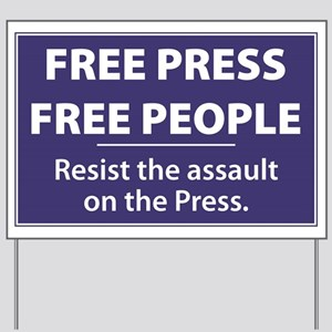 FreePress.jpg Yard Sign