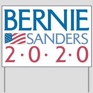 Bernie Sanders 2020 Yard Sign