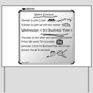 98712049 Flight Conchords Yard Signs - CafePress