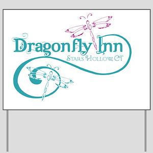 Dragonflyinn Yard Sign