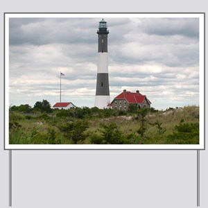 ROBERT_MOSES_STATE_PARK_LIGHTHOUSE_NY Yard Sign