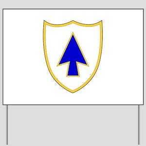 26th Infantry Regiment Yard Sign