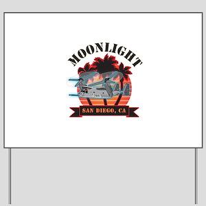 Moonlight V-22 Yard Sign