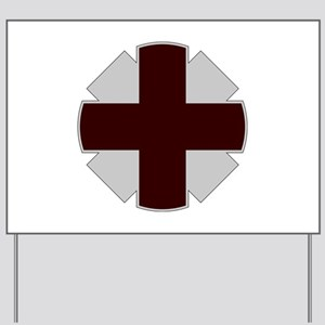 44th Medical Command Yard Sign