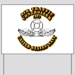 Navy - Rate - AC Yard Sign