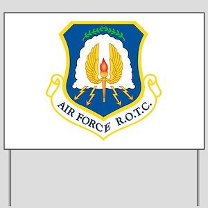 USAF ROTC Yard Sign