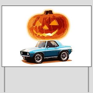 BabyAmericanMuscleCar_60Kmaro_Halloween03_Blue Yar