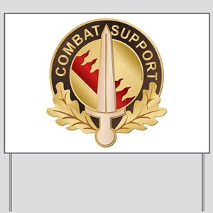16th Military Police Group Yard Sign