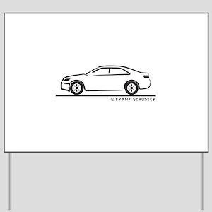 2010 Toyota Camry Yard Sign