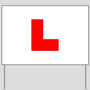 L-Plate Learner Driver - Bachelorette Hen Night Ya
