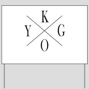 KYGO Yard Sign