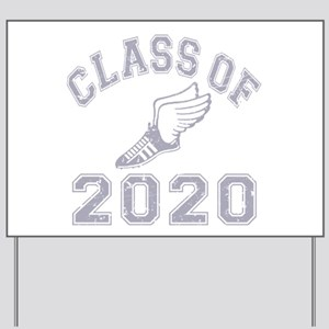Class of 2020 Track & Field Yard Sign