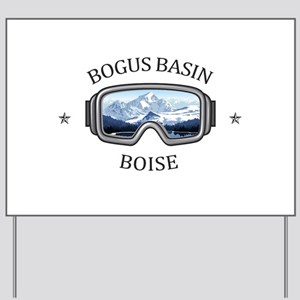 Bogus Basin - Boise - Idaho Yard Sign