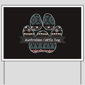 Australian Cattle Dog Yard Sign