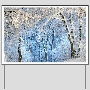 Another Winter Wonderland Yard Sign