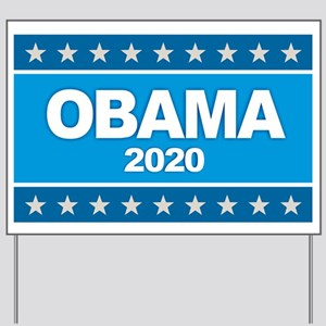 Michelle Obama 2020 Yard Sign