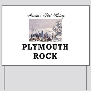 ABH Plymouth Rock Yard Sign