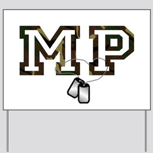 mp Yard Sign