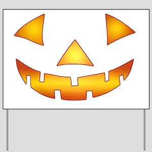 pumpkin_2 Yard Sign