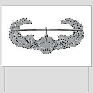 Air Assault Yard Sign