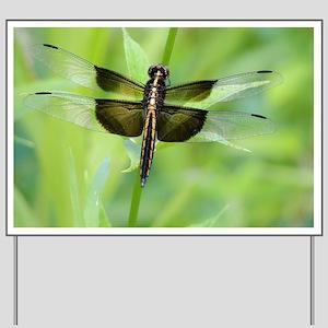 Dragonfly Yard Sign