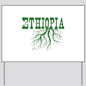 Ethiopia Roots Yard Sign