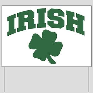 Irish Yard Sign