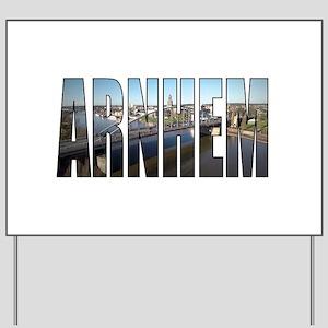 Arnhem Yard Sign