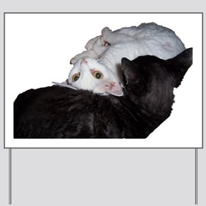 Cat-Wrap-1 Yard Sign