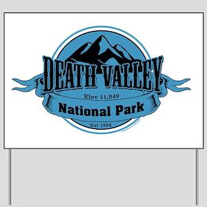 death valley 4 Yard Sign