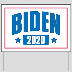 Biden 2020 Yard Sign