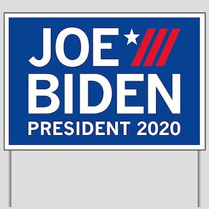 Joe Biden 2020 Yard Sign