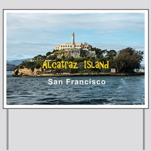 SanFrancisco_17.44x11.56_LargeServingTra Yard Sign