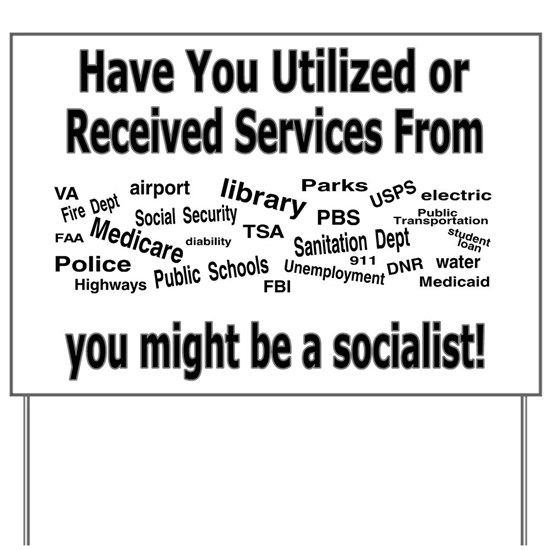 might be a socialist