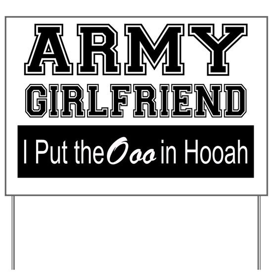 Army Girlfriend Ooo in Hooah_Black